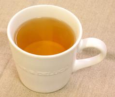 熊笹茶の出来上がり