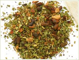 減脂茶の原料