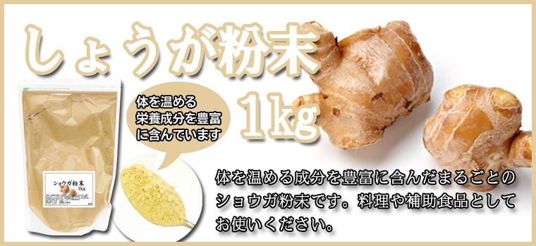 ショウガ粉末1kg