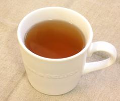 タヒボ茶の出来上がり