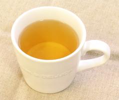 発芽ハトムギ茶の出来上がり