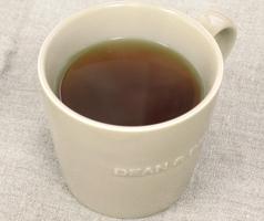 国産なた豆茶の出来上がり