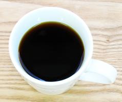タンポポコーヒーの出来上がり