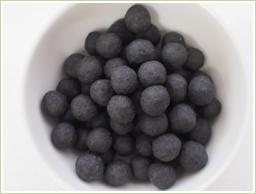 高品質の黒ごまと亜鉛を使用