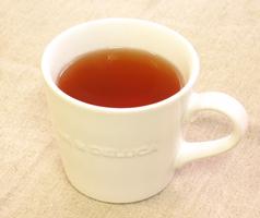 オトギリソウ茶の出来上がり
