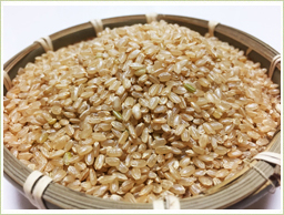 玄米ロースト