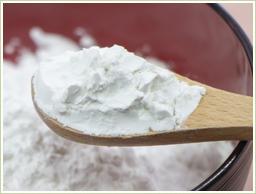 厳選した北海道の馬鈴薯澱粉を使用