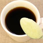 コーヒーに溶かして