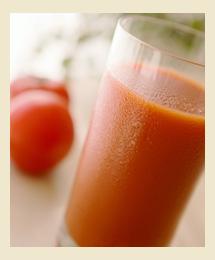 トマトパウダーで健康に