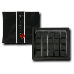 黒ごまキューブ・箱