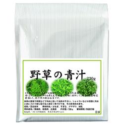 野草の青汁・スペア230g