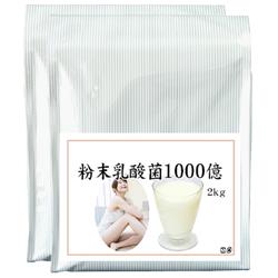 粉末乳酸菌2kg
